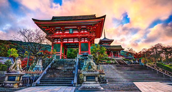 Contrastes Do Japão